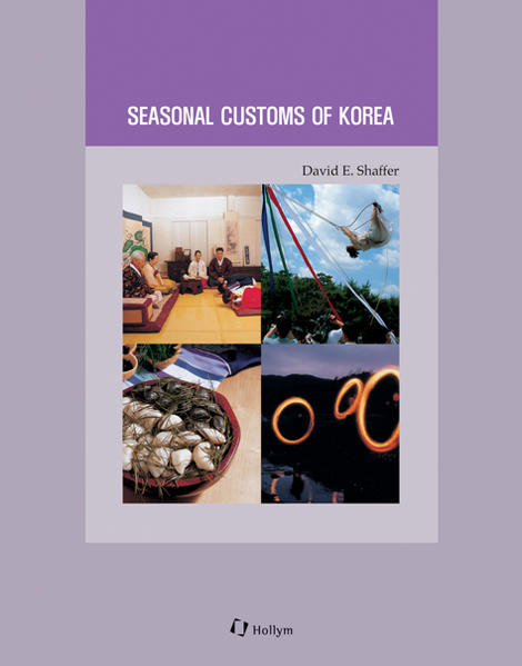 Seasonal Customs of Korea - Coverbild
