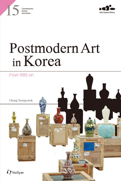 Postmodern Art in Korea: From 1985 on - Coverbild