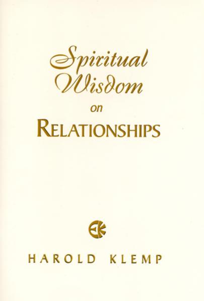 Spiritual Wisdom on Relationships - Coverbild