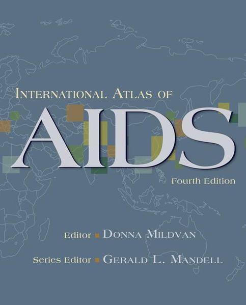 International Atlas of AIDS - Coverbild