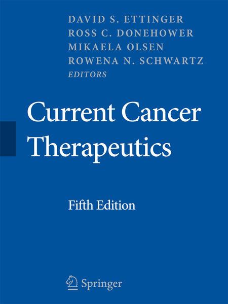 Current Cancer Therapeutics - Coverbild