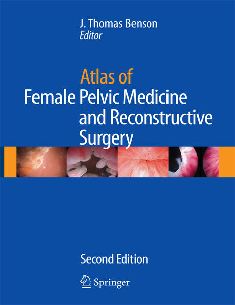 Atlas of Female Pelvic Medicine and Reconstructive Surgery - Coverbild