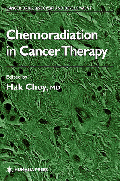 Chemoradiation in Cancer Therapy - Coverbild