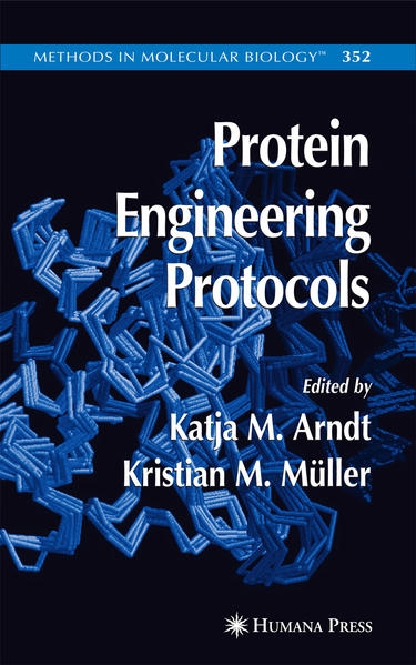 Protein Engineering Protocols - Coverbild