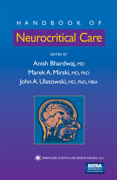 Handbook of Neurocritical Care - Coverbild