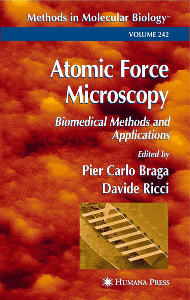 Atomic Force Microscopy - Coverbild
