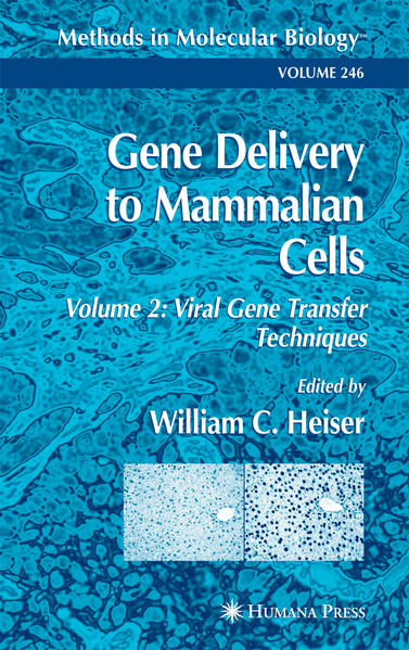 Gene Delivery to Mammalian Cells - Coverbild
