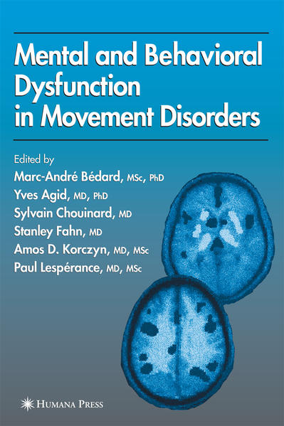 Mental and Behavioral Dysfunction in Movement Disorders - Coverbild