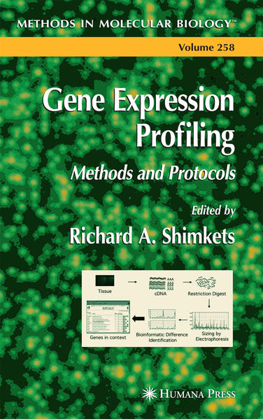 Gene Expression Profiling - Coverbild