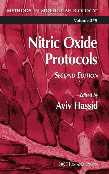 Nitric Oxide Protocols - Coverbild