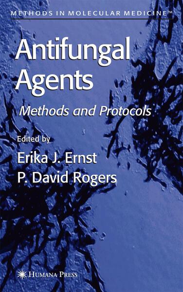 Antifungal Agents - Coverbild