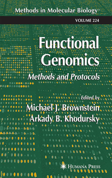 Functional Genomics - Coverbild