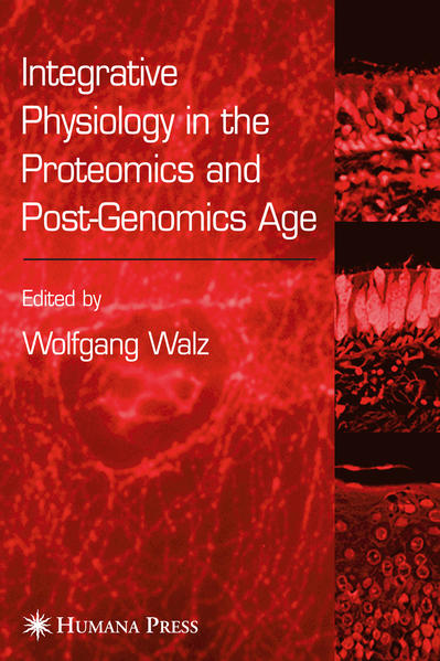 Integrative Physiology in the Proteomics and Post-Genomics Age - Coverbild