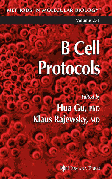 B Cell Protocols - Coverbild