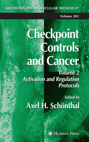 Checkpoint Controls and Cancer - Coverbild