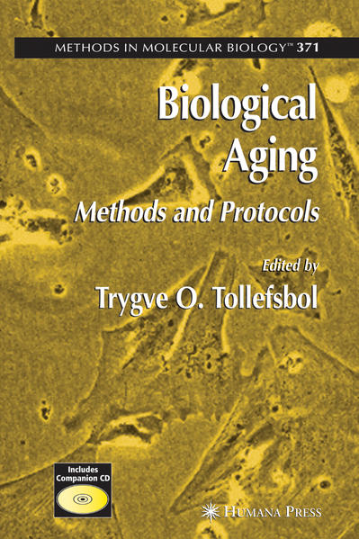 Biological Aging - Coverbild