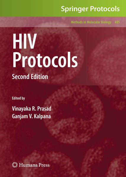 HIV Protocols - Coverbild