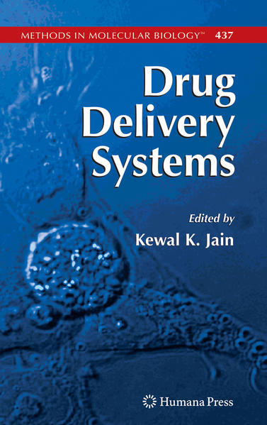 Drug Delivery Systems - Coverbild