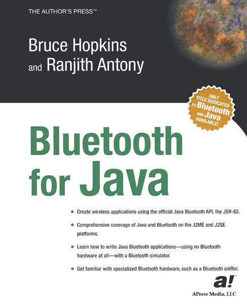 Bluetooth For Java - Coverbild