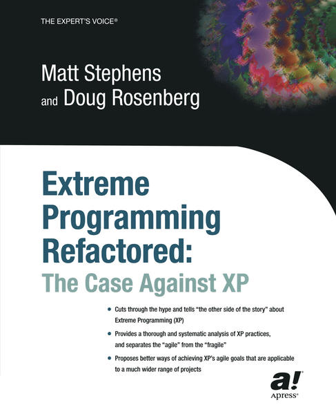 Extreme Programming Refactored - Coverbild