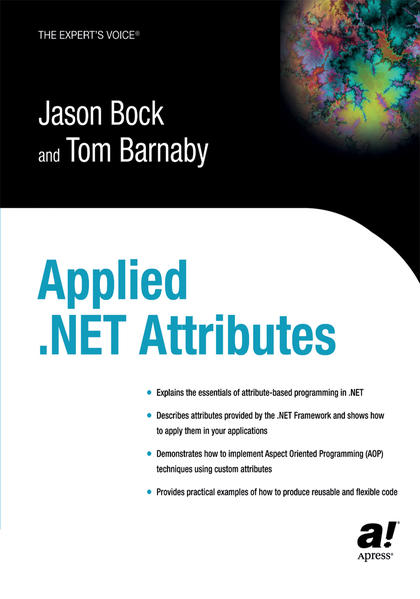 Applied .NET Attributes - Coverbild