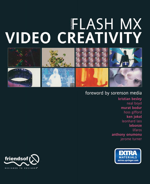 Flash Video Creativity - Coverbild