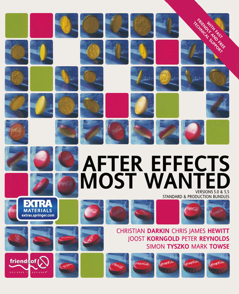 After Effects Most Wanted - Coverbild