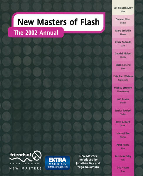 New Masters of Flash - Coverbild