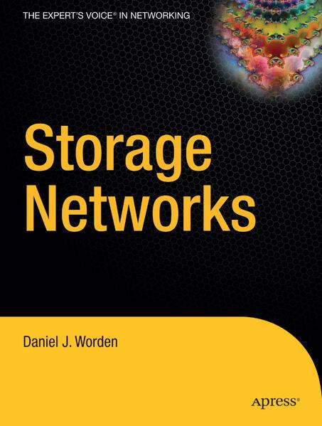 Storage Networks - Coverbild