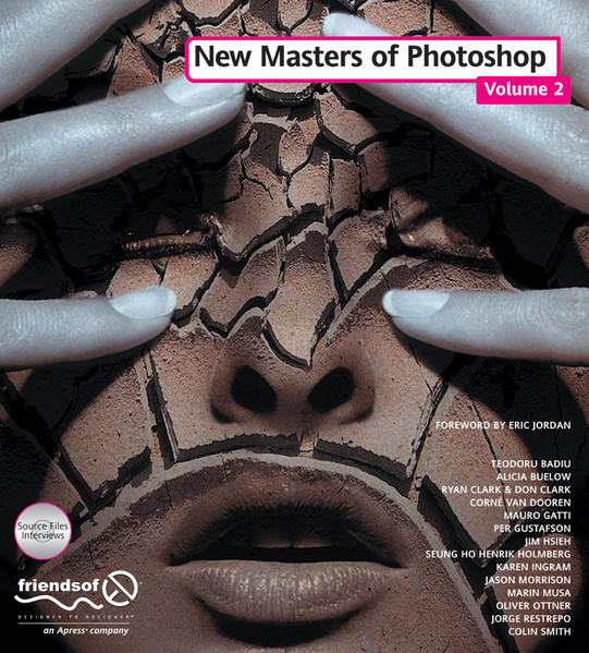New Masters of Photoshop - Coverbild