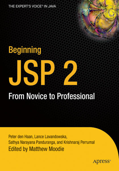 Beginning JSP 2 - Coverbild