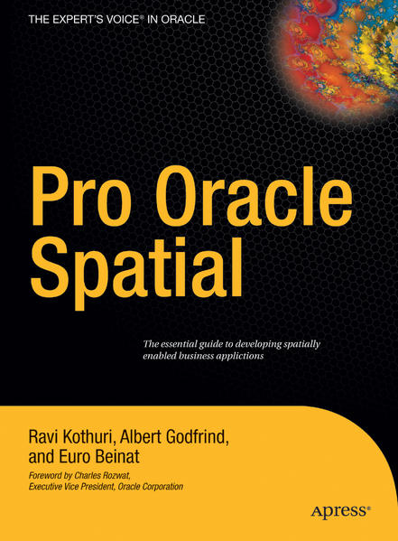 Pro Oracle Spatial - Coverbild