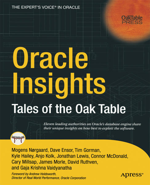 Oracle Insights - Coverbild