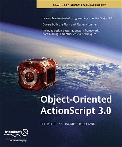Object-Oriented ActionScript 3.0 - Coverbild