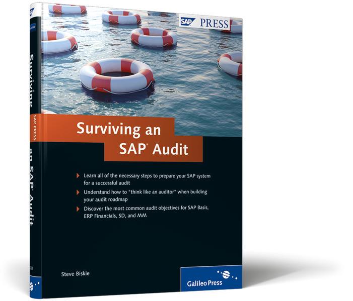Surviving an SAP Audit - Coverbild