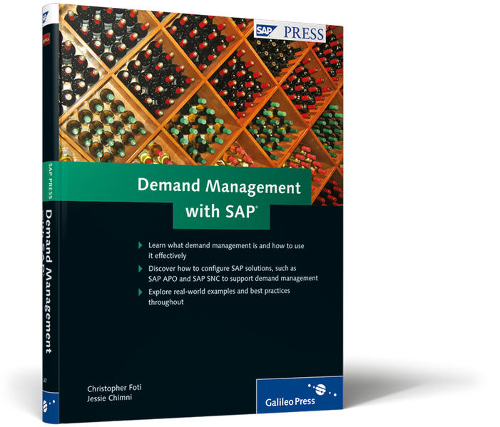 Demand Management with SAP - Coverbild