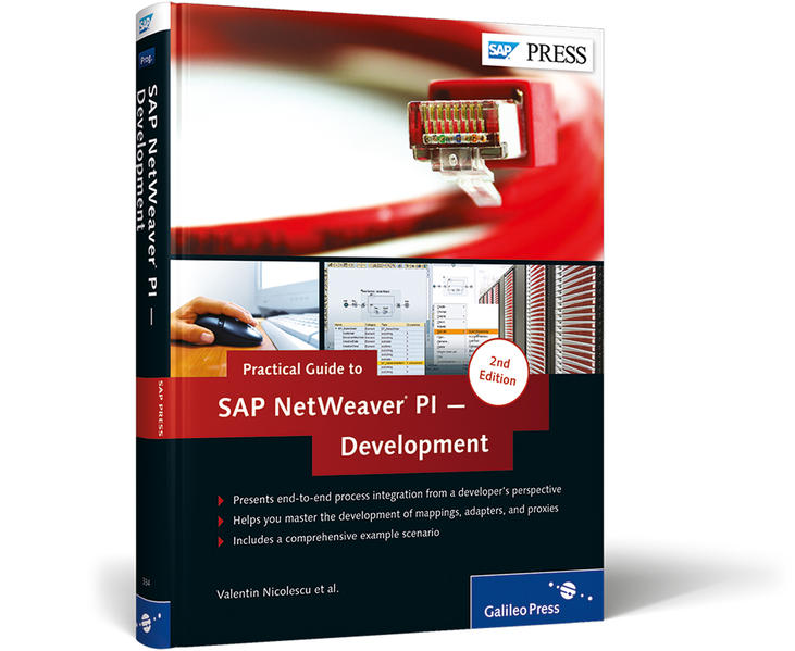 Practical Guide to SAP NetWeaver PI - Development - Coverbild