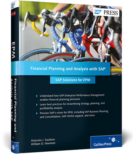 Financial Planning and Analysis with SAP - Coverbild