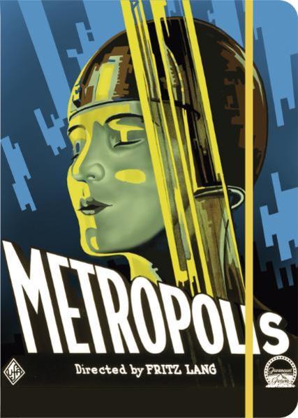 Metropolis - Coverbild