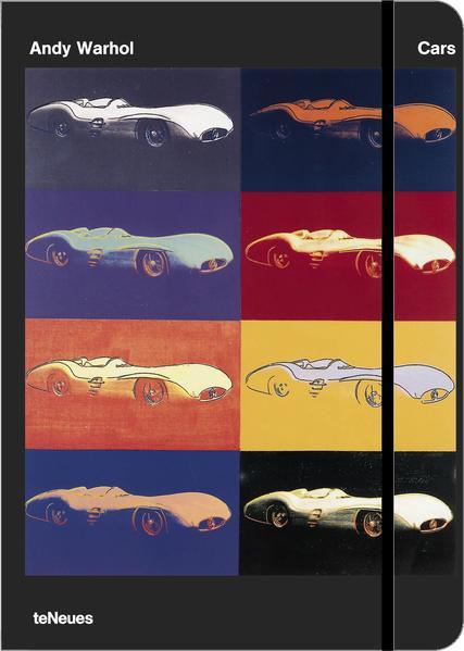 Andy Warhol: Stromlinie - Coverbild