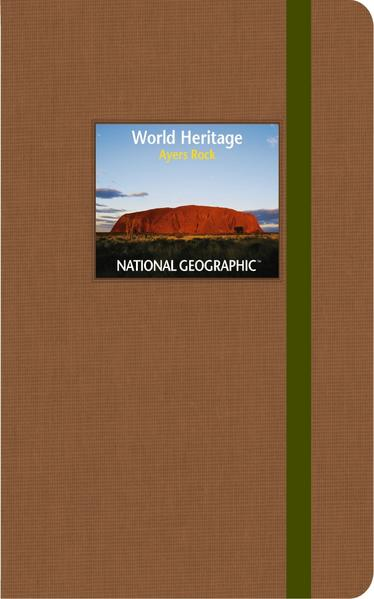 NG World Heritage Journal small Ayers Rock - Coverbild