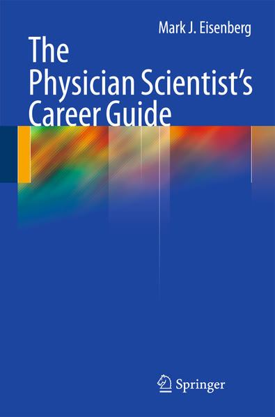 The Physician Scientist's Career Guide - Coverbild