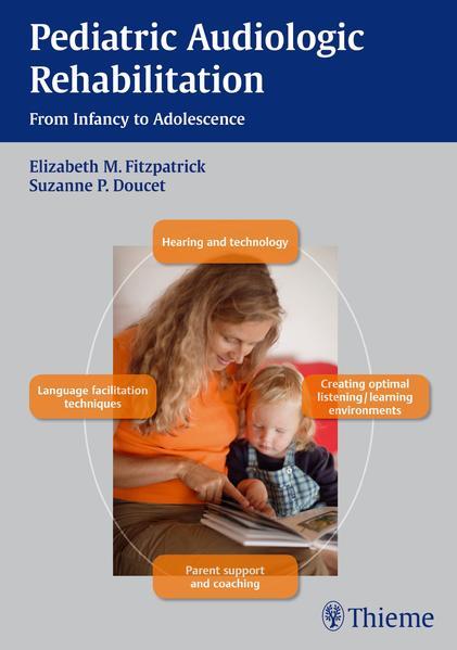 Pediatric Audiologic Rehabilitation - Coverbild
