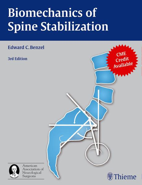 Biomechanics of Spine Stabilization - Coverbild