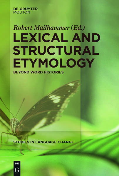 Lexical and Structural Etymology - Coverbild