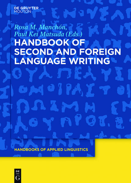 Handbook of Second and Foreign Language Writing - Coverbild