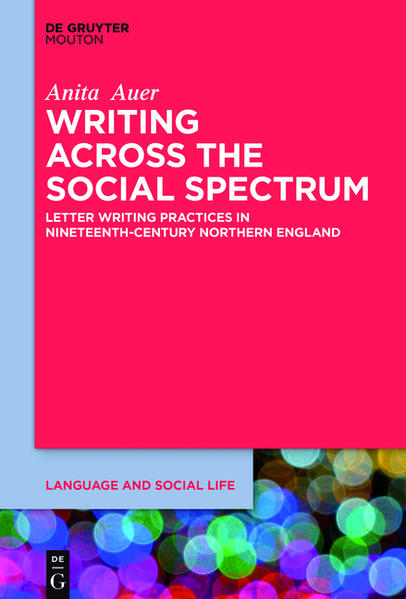Writing across the Social Spectrum - Coverbild