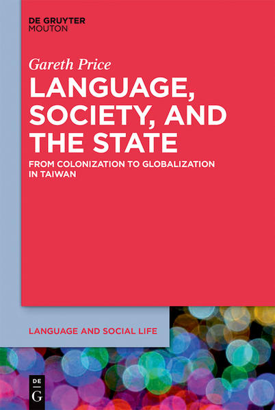 Language, Society and State - Coverbild