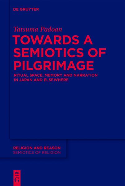 Towards a Semiotics of Pilgrimage - Coverbild
