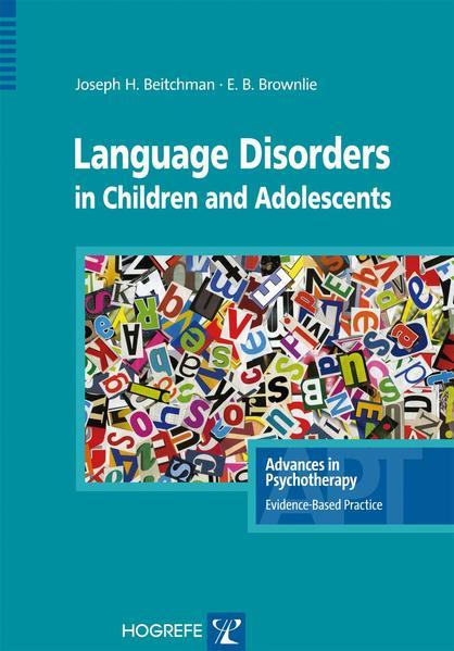 Language Disorders in Children - Coverbild